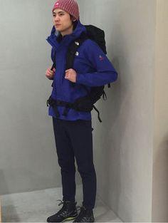 参考にしたいちょっとオシャレな登山・トレッキングファッション(メンズ編) - NAVER まとめ