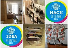 The results are out! Congrats to the Winners of the IKEA Hack & Idea of the Year 2014! - IKEA Hackers