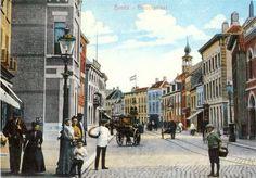 Boschstraat, Breda, circa 1915.