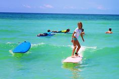 Surf Camp!!! Looking to buy or sell a home? Let me be your Realtor. Serving the Emerald Coast from Sandestin to Perdido Key. Call me today. Danie K. Bell Navarre Realtor 850-324-8428