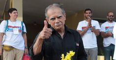 Oscar Lopez Rivera honored during Bronx visit