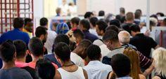 Flüchtlinge: Deutschland erwartet deutlich mehr Flüchtlinge - SPIEGEL ONLINE