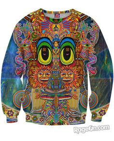 Saintart Sweatshirt *Ready to Ship* - RageOn! - The World's Largest All-Over-Print Online Store