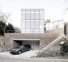 Maison Stine-Gybels / Atelier d'architecture Pierre