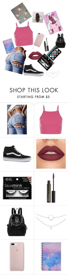 """""""Princess allura colossal"""" by lightningjaddie on Polyvore featuring Vans, NYX, Allura, Forever 21 and Puma"""