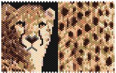 Wild Cat Series Cheetah Tiny 1 by MaddieTheKat Designs