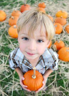pumpkin-picking!