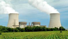 Byron Generating Station is a nuclear power plant located in northern Illinois Nuclear Energy, Nuclear Power, Germany And Prussia, Nuclear Reactor, Quad Cities, Concrete Structure, East Tennessee, Sicily, Illinois