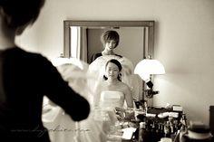 Wedding day by higehiro, via Flickr