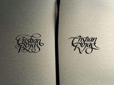 Awesome Typography by Jackson Alves - http://www.cruzine.com/2012/10/03/typography-jackson-alves/
