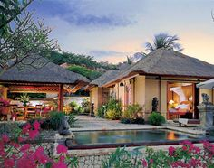 Bali Four Seasons. Was going to Honeymoon here in 2002 but because of the political unrest my husband said no.