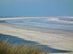 Waar kan het strand mooier zijn dan op Ameland?