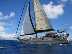 1984 Aluminum Boat Co. 65 Sail Boat For Sale - www.yachtworld.com