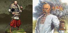 Los Guerreros Cosacoseran de origen turco y se caracterizan principalmente por su seguridad y confianza en sí mismos, descendientes de las ordas de mongoles.