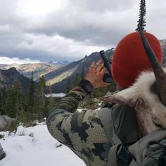Mountain goat hunting starts where sheep hunting stops. It is the pinnacle of mountain hunting. Mountain Goats, Big Game Hunting, Outdoor Activities, Sheep, Travel, Viajes, Destinations, Traveling, Trips