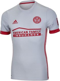new concept bf328 15e91 On clearance now, 201718 adidas Atlanta United Authentic Away Jersey. Shop  for. SoccerPro