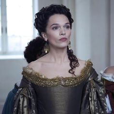 'The knee-high socks are the worst part!' Anna Brewster on the 'Versailles'…