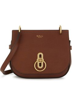 32bb02692a MULBERRY - Small Amberley pebbled leather satchel