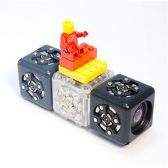Cubelets + Legos = Family Fun!