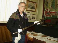 Sword of Sir Cahir O'Doherty, c. 1600.  Derry Museum, photo by Roger Doherty