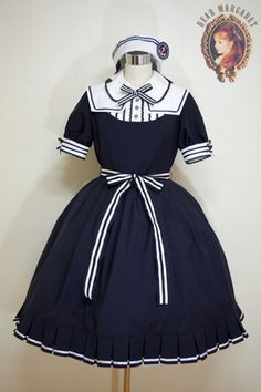 Sailor Lolita/Classic Lolita OP    Dear Margaret