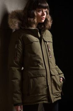 Inspired by our Caribou™ boot, the Caribou Parka is our classic cold weather coat. Stay warm in style with the highly water resistant exterior shell and premium 800-fill power goose down insulation with coyote fur trim hood. Sure to be a classic. In two colors.