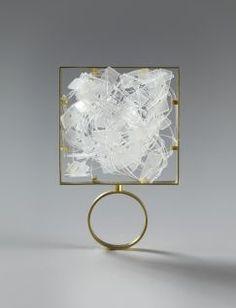 "Christel van der Laan, ""Uvurderlig edelsten"", 2003, Foto: Nasjonalmuseet"