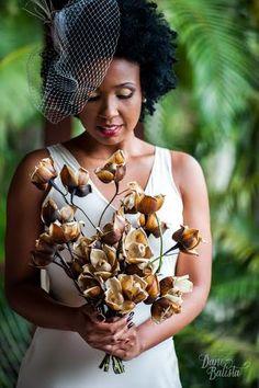 Noivas Negras..Como ousar no black