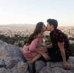 Jadine in Greece. Nadine Lustre, James Reid, Photoshoot Bts, Filipina Beauty, Bright Eyes, Partners In Crime, Looking For Love, Celebrity Couples, Local Artists