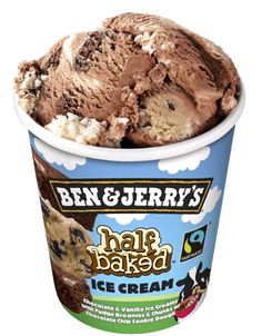 Discover your personal euphoria with Ben & Jerry's line-up of ice cream, Non-Dairy, frozen yogurt, and sorbet flavors. Ice Cream Mix, Best Ice Cream, Chocolate Ice Cream, Chocolate Chip Cookie Dough, Sorbet, Ben Und Jerrys, Ice Cream Buffet, Vintage Ice Cream, Food Test