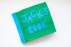 no-sew felt quiet book-I love the idea of using zippers for practicing fine motor control.