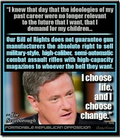 Source: Huffington Post. Thesis: Republican politician Joe Sarborough explains how the Newtown shooting changed his beliefs on gun control. Usefulness: This article emphasizes how Newtown was a turning point for the gun control movement in American politics.