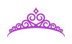 Set of 2 Crown Applique Machine Embroidery Designs, Machine Embroidery Designs 0023 Princess Tiara Tattoo, Applique Designs, Machine Embroidery Designs, Crown Stencil, Crown Tattoo Design, Tiaras And Crowns, Diy Arts And Crafts, Embroidery Files, Etsy