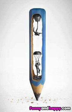 Pencil art!
