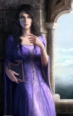 Fantasy Digital Paintings by Sonia Verdu