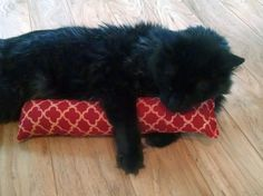 Check out 15 in. Kitty Kicker W/Catnip Pocket / Catnip Kicker Stick Toy on customkittycreations
