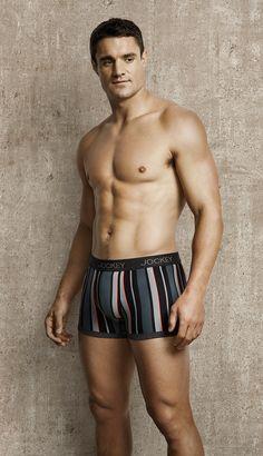 Dan Carter Dan Carter, All Blacks, Rugby Players, Boxer Briefs, The Man, Underwear, Football, Swimwear, Model