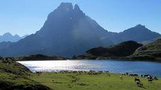 Les plus beaux lacs de France: Le lac de Gentau, Parc National des Pyrénées Occidentales