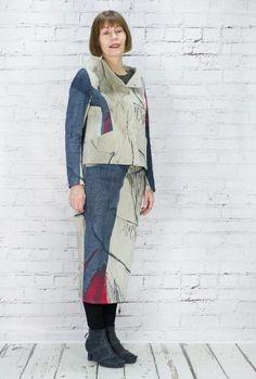 Annette Gortz Jacket Irxa AG160001 (Wild Rooster Back)