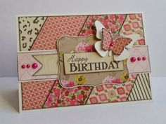 Because it's fun to create ...by Nadine #cardmaking