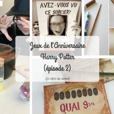 Modèles en français pour fête d'anniversaire Harry Potter à imprimer gratuitement  #freeprintable #harrypotter #anniversaire #poudlard #hogwart #sorcier