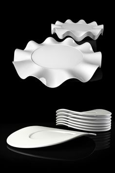 Dancing Plate and Taco Plate by Joel Escalona