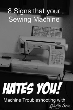 8 signs your sewing machine hates you, plus how to fix them
