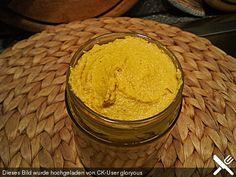 Kichererbsen-Curry-Aufstrich
