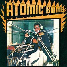 William Onyeabor - Atomic Bomb LP