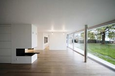Lake House Zurich by E2A Architects
