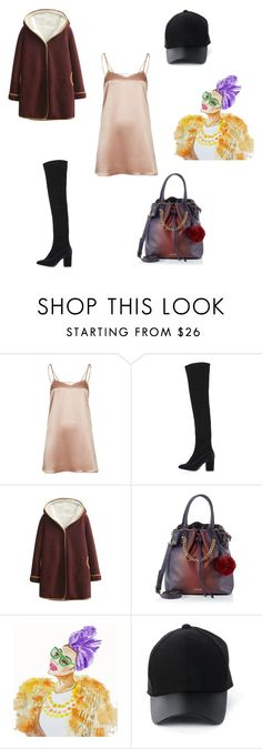 """""""Untitled #152"""" by her-aesthetic on Polyvore featuring Motel, Topshop and Amiee Lynn"""
