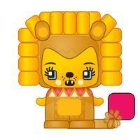 My Mini Mixie q's Lion
