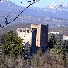 VI, Montecchio maggiore, i castelli di Romeo e Giulietta immagini