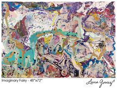 Los Angeles painter Lana Gomez utilizes a mix of mediums in her paintings: watercolor, acrylics, and an acrylic polymer emulsion propell the spontaneous and evolving creative process. Selling Art Online, Buy Art Online, Early American, American Art, Artistic Installation, International Artist, Art Auction, Mixed Media Art, Gomez